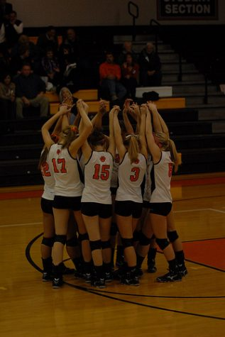 Girls Volleyball Review