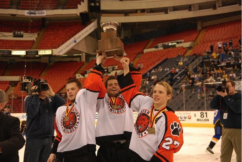 Icecats+Take+PIHL+State+Cup+at+Mellon+Arena