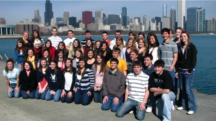 NHS+Seniors+Enjoy+Chicago+Trip