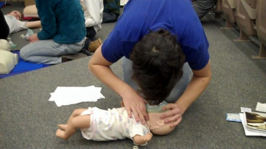 Lifeguarding+CPR