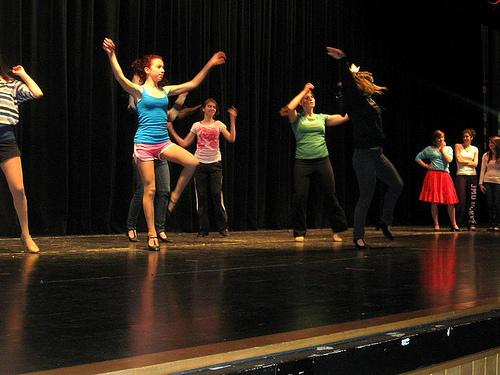 West Side Story Practice Slideshow