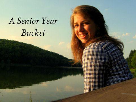 The Senior Year Bucket List