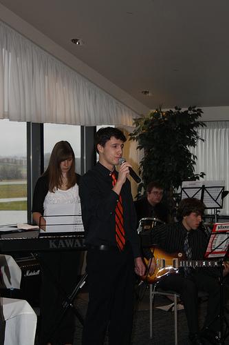 Jazz Band DeNunzio's Performance Slideshow