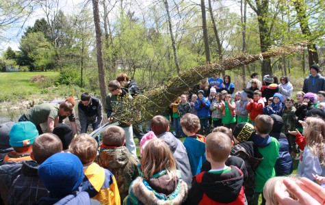 Kindergarten Earth Day Makes an Impact