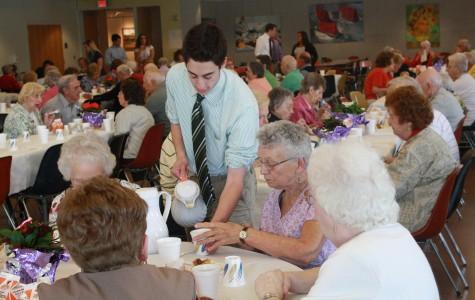 Student Council Sponsors Annual Senior Appreciation Luncheon