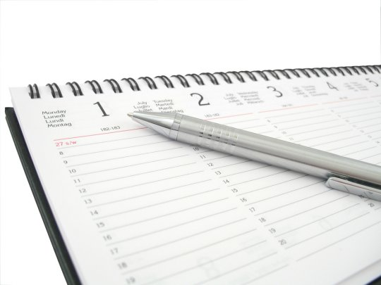 Scheduling and the Reconstruction of Courses