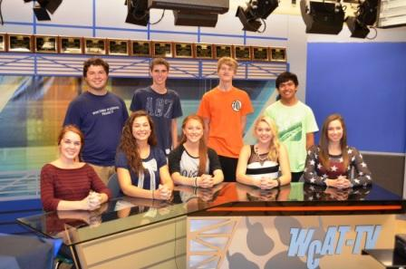 Morning Announcements 03.26.14