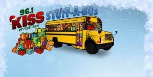 stuff a bus