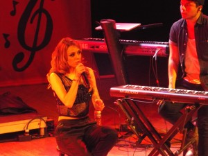 Cher Lloyd, Carnegie Music Hall on April 1.
