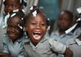 Helping Kids in Haiti