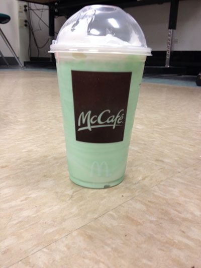 The true message behind the Shamrock Shake