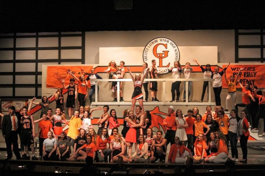 Greater+Latrobe+Performs+High+School+Musical