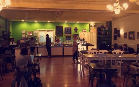 Featured Coffee House: The White Rabbit Cafe and Patisserie