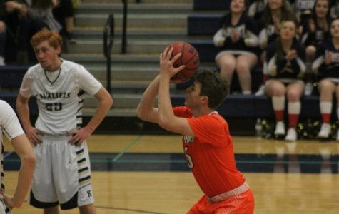 Boys basketball Dominates Latrobe at Kiski game