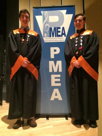 Greater Latrobe Students Admitted to PMEA District Choir