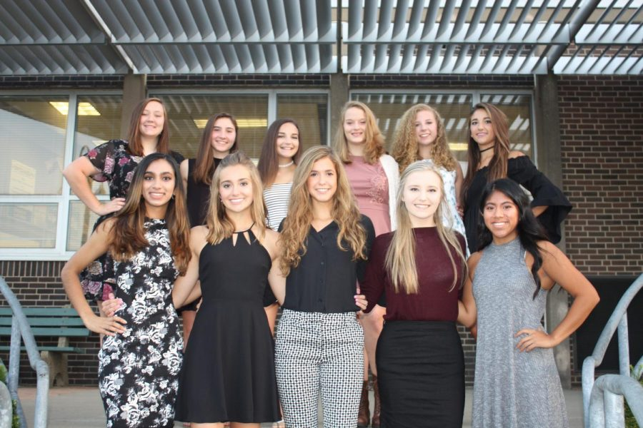 2017 Homecoming Court Members Share Perspective