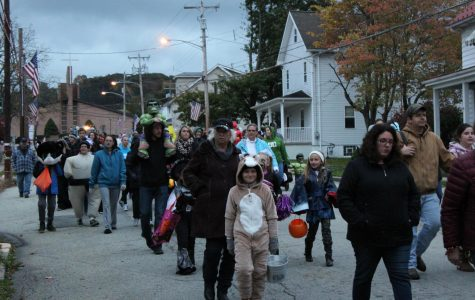 Youngstown Trick-Or-Treating