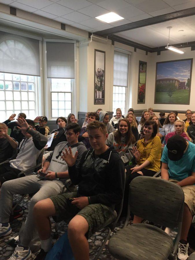 Freshman College Visits