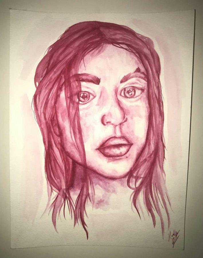 Lillian Jones' Artwork