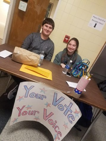 Government Classes Promote Voting