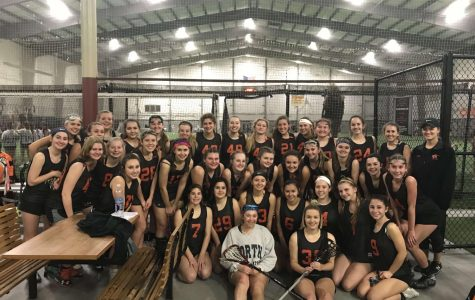 Girls Lacrosse Competes in Midnight Madness Tournament