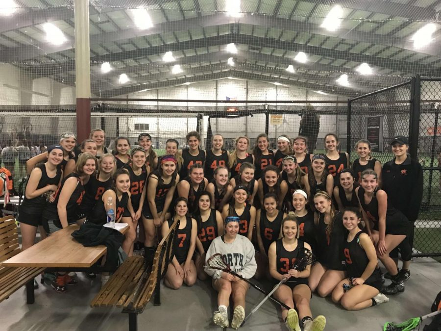 Girls+Lacrosse+Competes+in+Midnight+Madness+Tournament