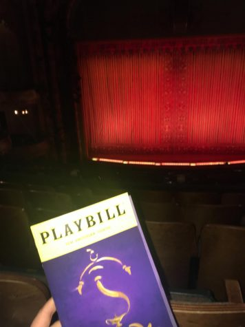 Aladdin Musical Review