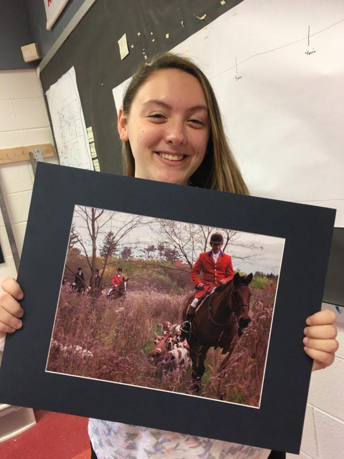 Humans of EWCTC: Hannah Noel