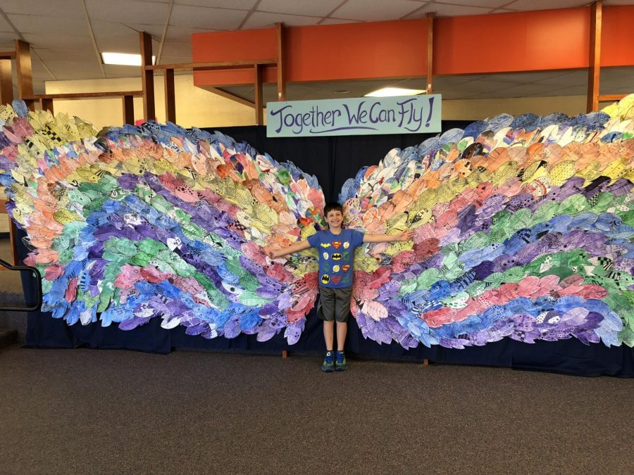 Baggaley Elementary School Grows Wings
