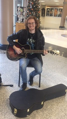 """High Hopes"" for rising musician at GLSD"