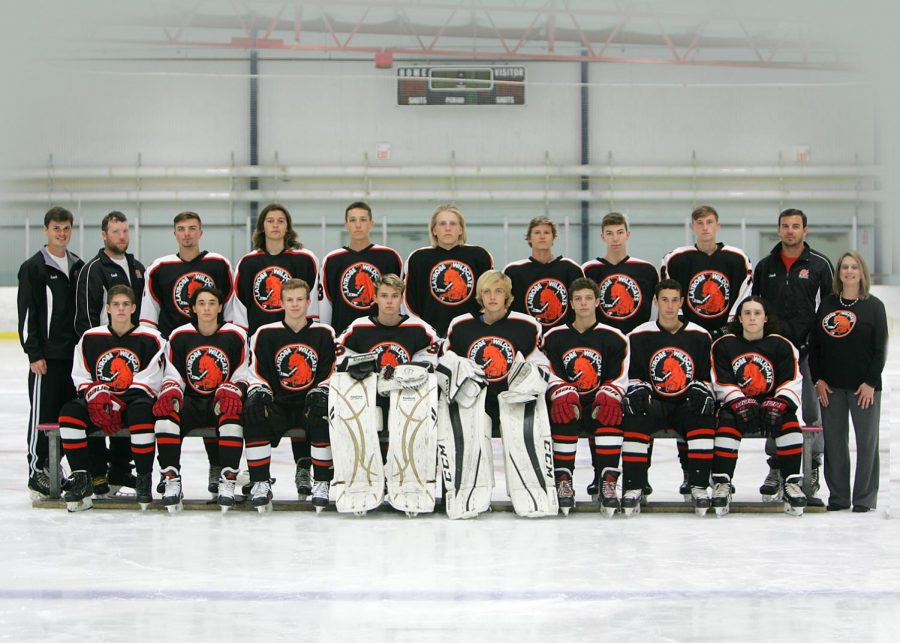 Greater Latrobe Varsity Ice Hockey Team
