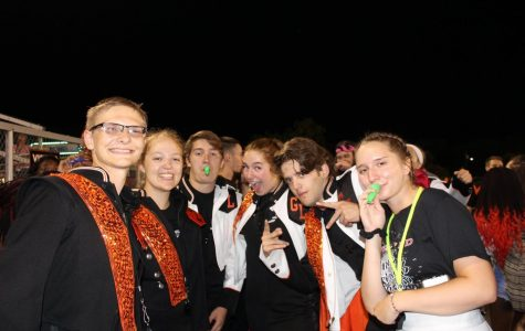 Q&A: Marching Band Council