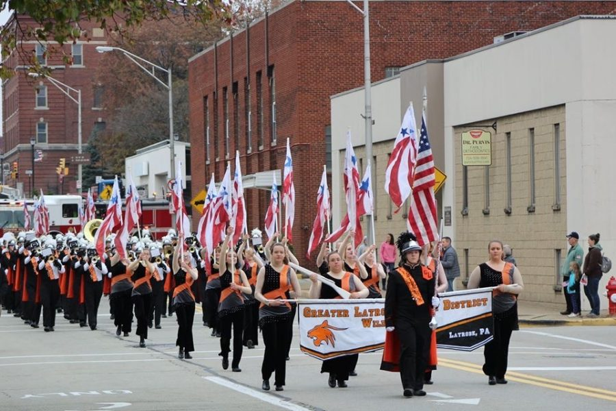Veteran's Day Parade and Ceremony