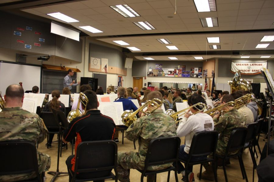 Press Release: US Army National Guard Band Visit