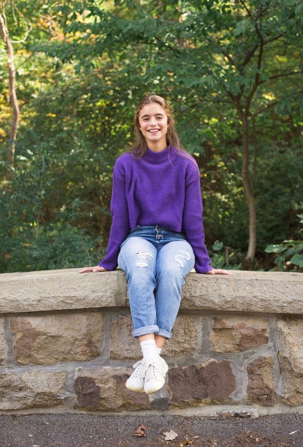 Sophia Hoch, senior