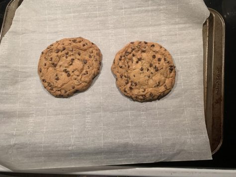 Recipe Review: Single Serving Chocolate Chip Cookies
