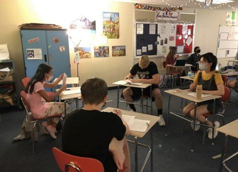 GLSD French Reading Day