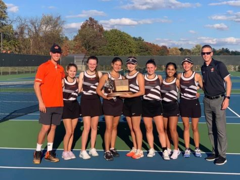After 15 Years, Girls Tennis Team Hopes to Reclaim State Champions Title