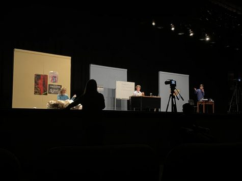 "An Inside Look On The Fall Play ""Love...No Barriers"""