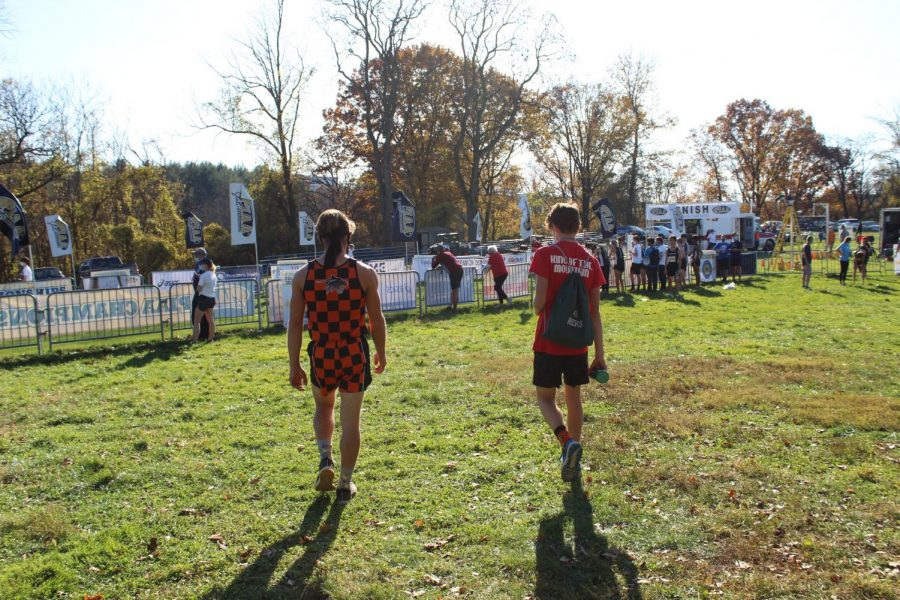 Frescura competed in the PIAA State Championship at Hershey finishing 59th overall with a time of 17:36.