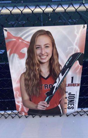 Lauren Jones; Athletic Career Continuing Beyond High School