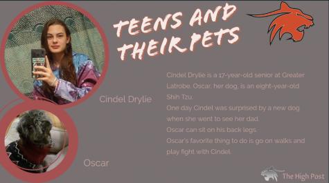 Teens and Their Pets - Cindel Drylie
