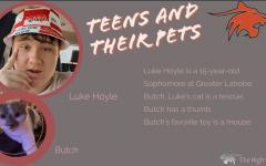 Teens and Their Pets - Luke Hoyle