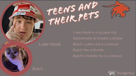 Teens and Their Pets - Luke Hoyle