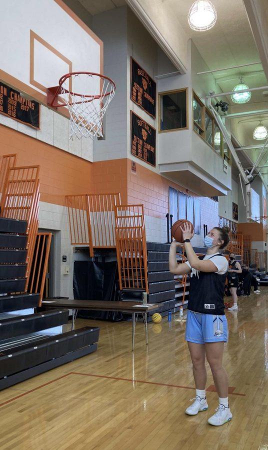The Future Basketball Career of Anna Rafferty