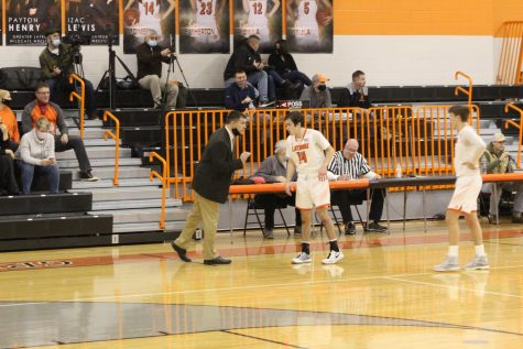 Interview with Latrobe Basketball Head Coach Brad Wetzel