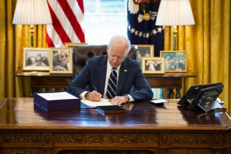 Biden and The Democrats Pass New Stimulus Bill