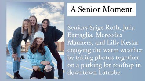 A Senior Moment