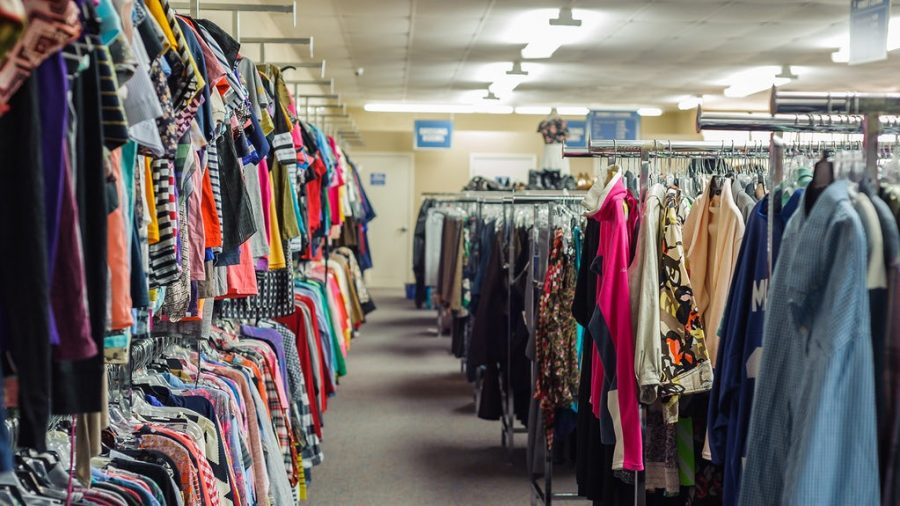 Why You Should be Thrift Shopping
