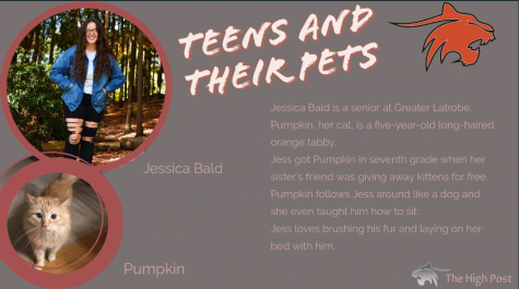 Teens and Their Pets - Jessica Bald
